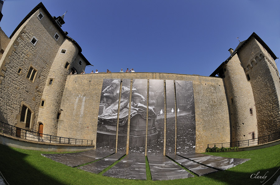Rencontre de Robert Doisneau au château de Malbrouck ... (MAJ 06/11) 11082111