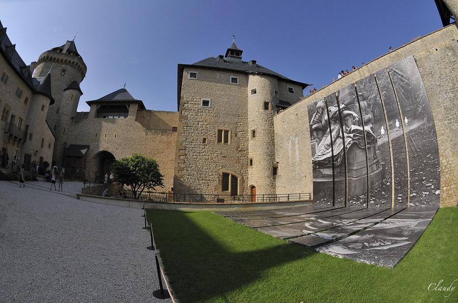 Rencontre de Robert Doisneau au château de Malbrouck ... (MAJ 06/11) 11082112