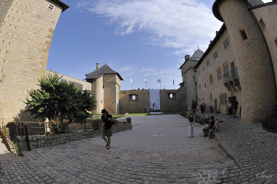 Rencontre de Robert Doisneau au château de Malbrouck ... (MAJ 06/11) 11082113