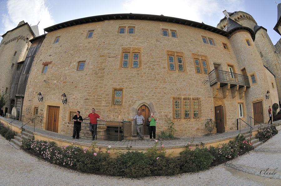 Rencontre de Robert Doisneau au château de Malbrouck ... (MAJ 06/11) 11082114