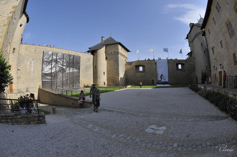 Rencontre de Robert Doisneau au château de Malbrouck ... (MAJ 06/11) 11082115