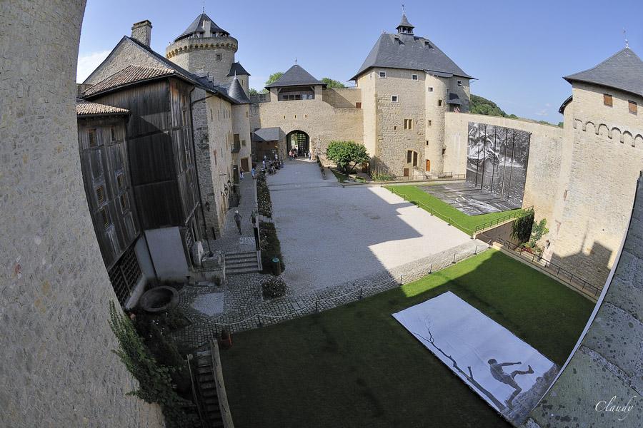Rencontre de Robert Doisneau au château de Malbrouck ... (MAJ 06/11) 11082116