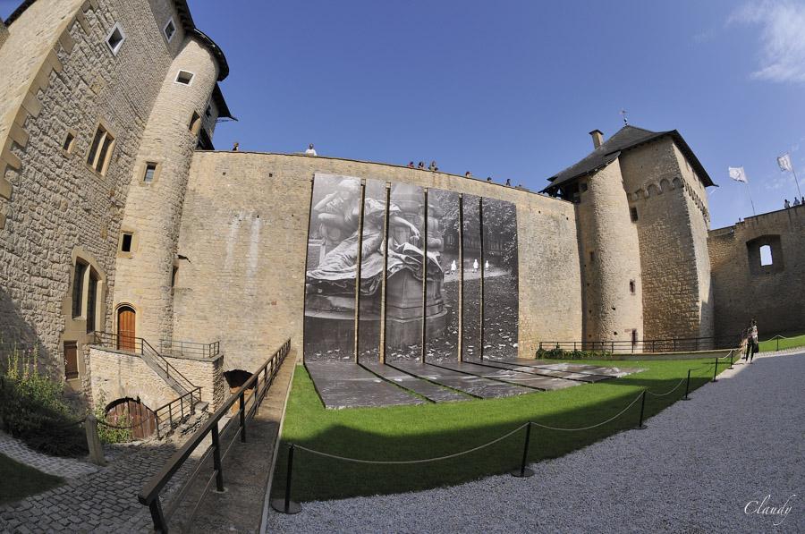 Rencontre de Robert Doisneau au château de Malbrouck ... (MAJ 06/11) 11082117