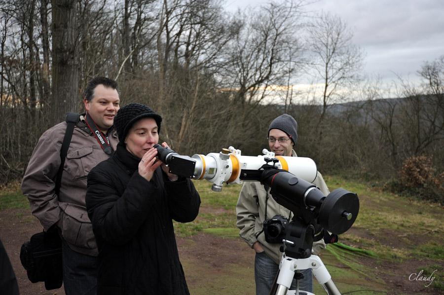 Sortie 4ème anniversaire le samedi 14 janvier 2012 à Dinant : Les photos d'ambiances 12011411