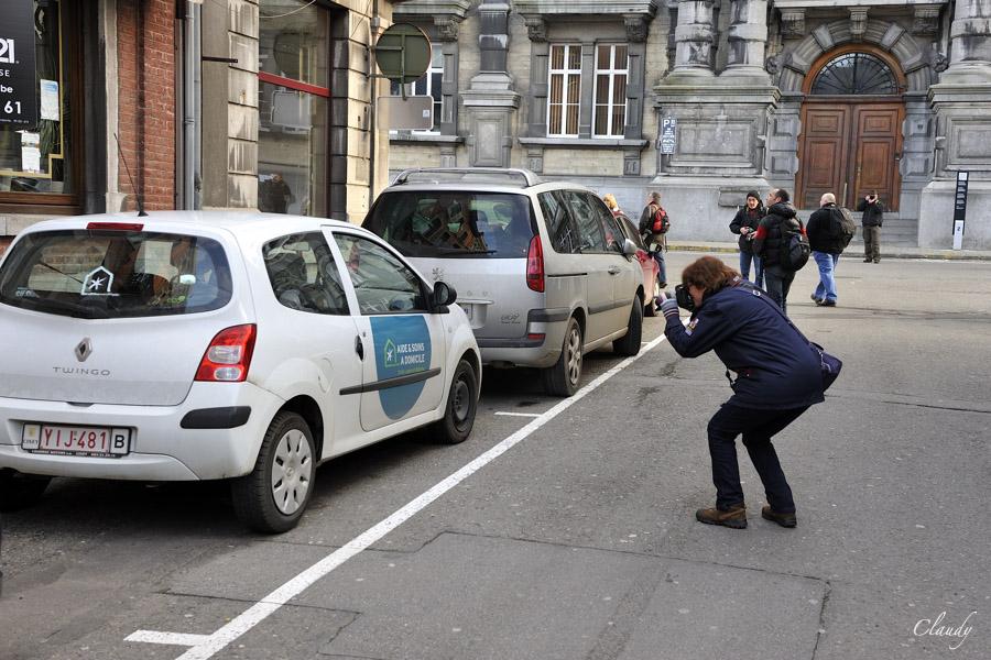 Sortie 4ème anniversaire le samedi 14 janvier 2012 à Dinant : Les photos d'ambiances 12011412