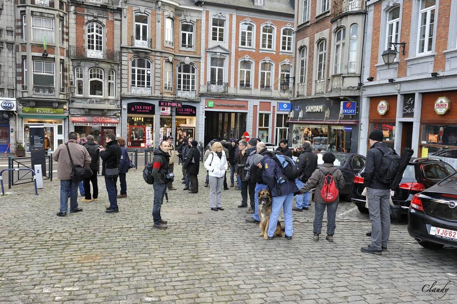 Sortie 4ème anniversaire le samedi 14 janvier 2012 à Dinant : Les photos d'ambiances 12011413