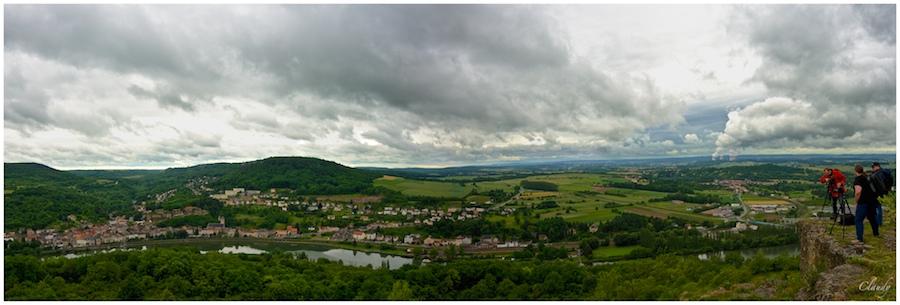 16 juin 2012 : Sortie Château de Malbrouck et de Sierck, point de vue au Stromberg - les photos - Page 2 Pano_s10
