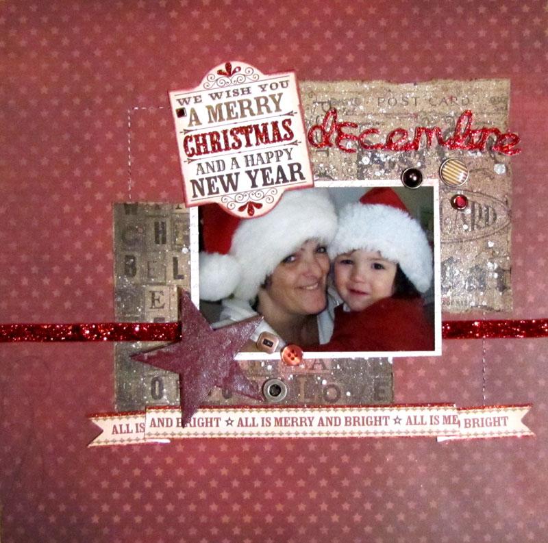 En décembre (2011), je m'inspire de... Decemb10