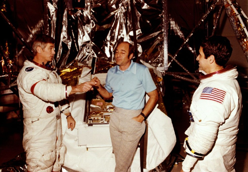 Apollo 17 - La mission - Rares Documents, Photos, et autres ... 1024px10