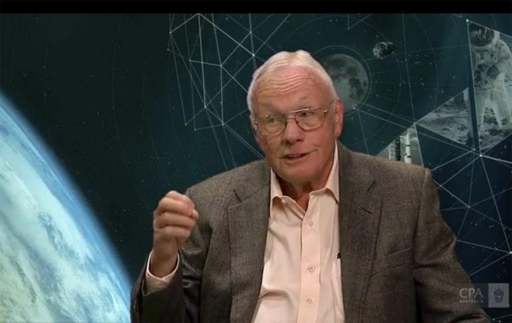 Les révélations de Neil Armstrong et une interview exclusive Neil11