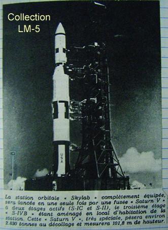 Skylab 1 - La mission - Rares Documents, Photos, et autres ...  Reduc211