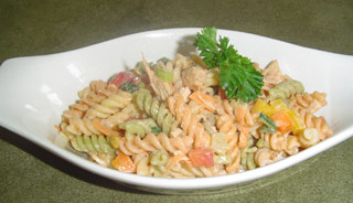 La salade de pâtes 14007510