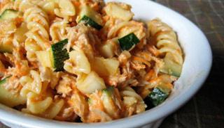La salade de pâtes 149210