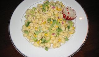 La salade de pâtes 16979010