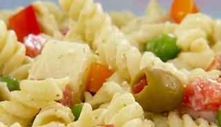 La salade de pâtes 20408410