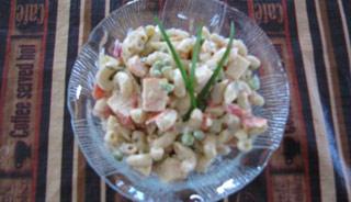 La salade de pâtes 231310
