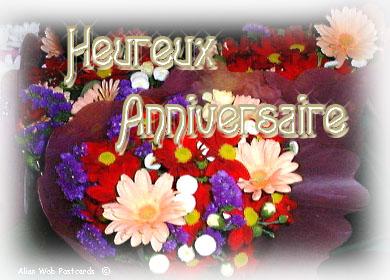 Bon anniversaire, Farfadet. Annive21