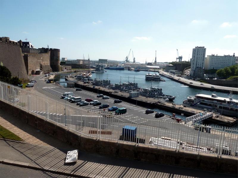 brest - [Les ports militaires de métropole] Port de Brest - TOME 1 - Page 22 1930_p10