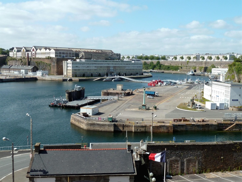 brest - [Les ports militaires de métropole] Port de Brest - TOME 1 - Page 22 1934_p10
