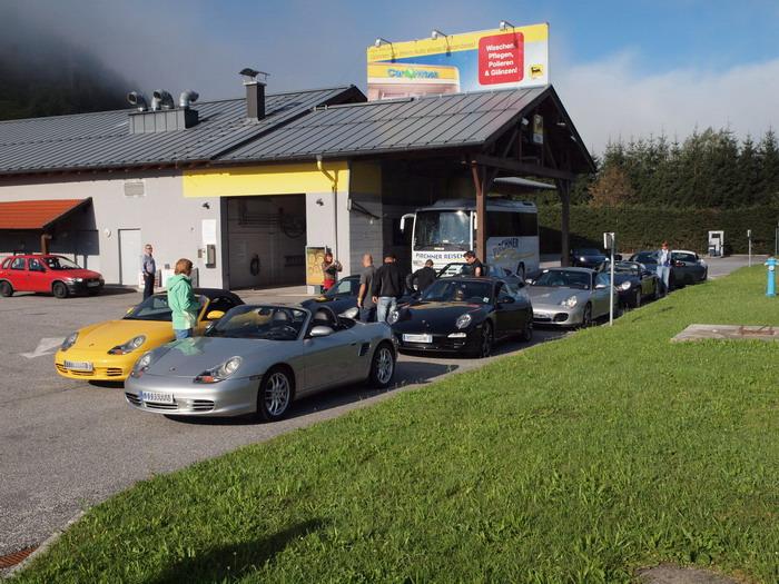compte rendu de la sortie Autriche 2011 P9102313