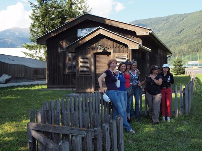 compte rendu de la sortie Autriche 2011 P9102418