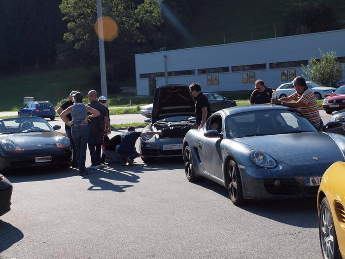 compte rendu de la sortie Autriche 2011 P9102420