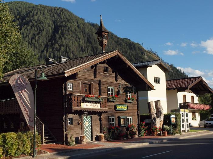 compte rendu de la sortie Autriche 2011 P9102421