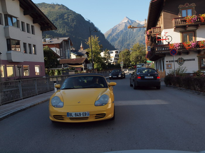 compte rendu de la sortie Autriche 2011 P9112410