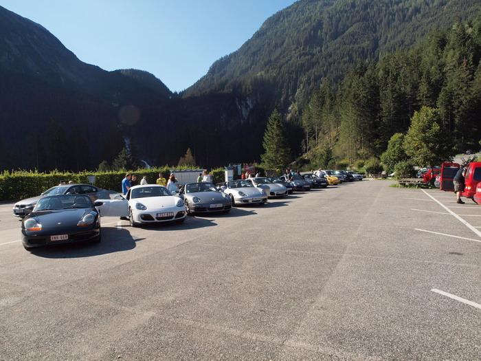 compte rendu de la sortie Autriche 2011 P9112413