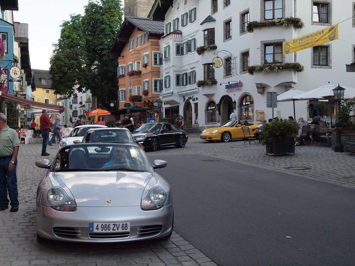 compte rendu de la sortie Autriche 2011 P9112511