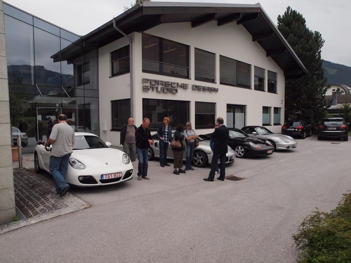 compte rendu de la sortie Autriche 2011 P9122520