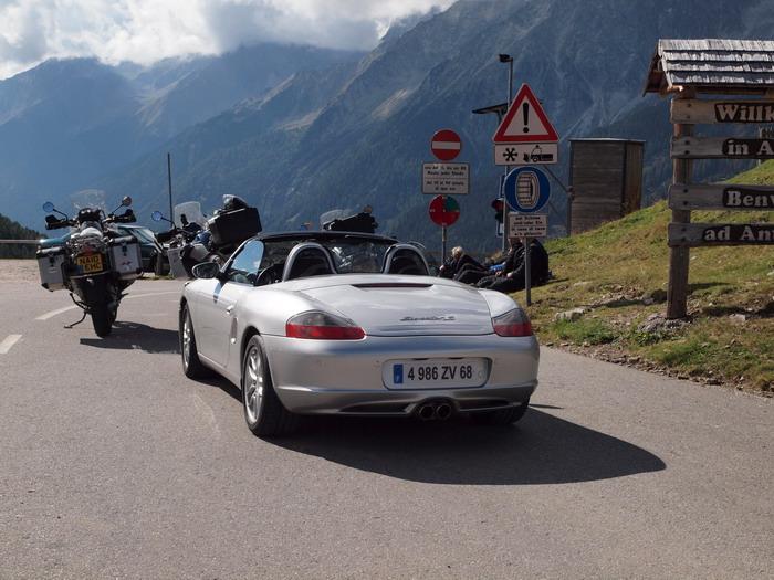 compte rendu de la sortie Autriche 2011 P9122524