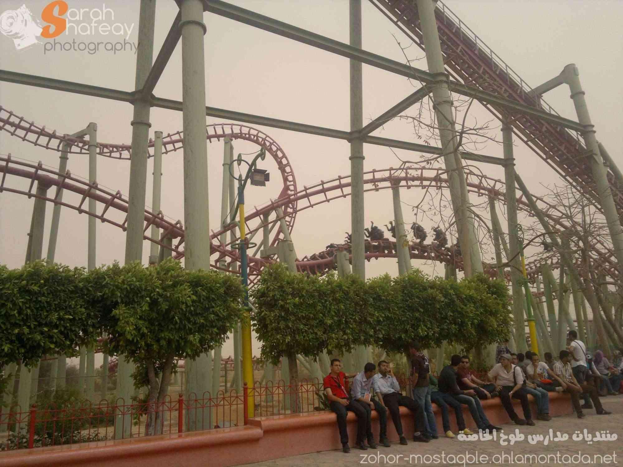 صور رحلة الصف الأول الثانوي إلى دريم بارك (18/4/2012) 410