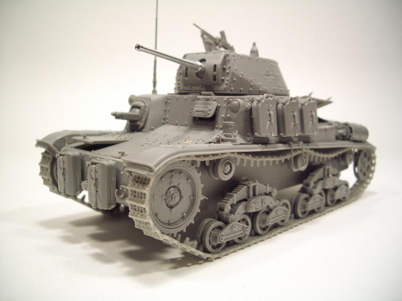 Le M13/42 de Brach Model au 1/35éme Bm7411