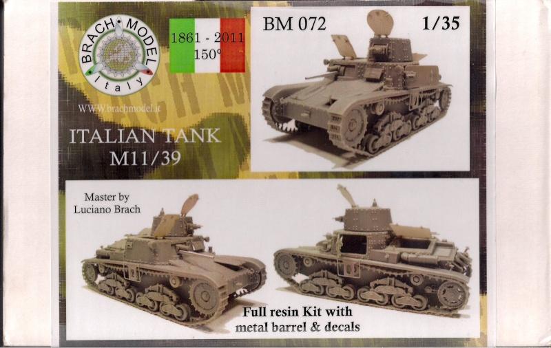 Le M11/39 de Brach Model au 1/35éme Image090