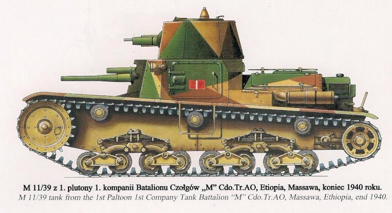 Le M11/39 de Brach Model au 1/35éme Image102