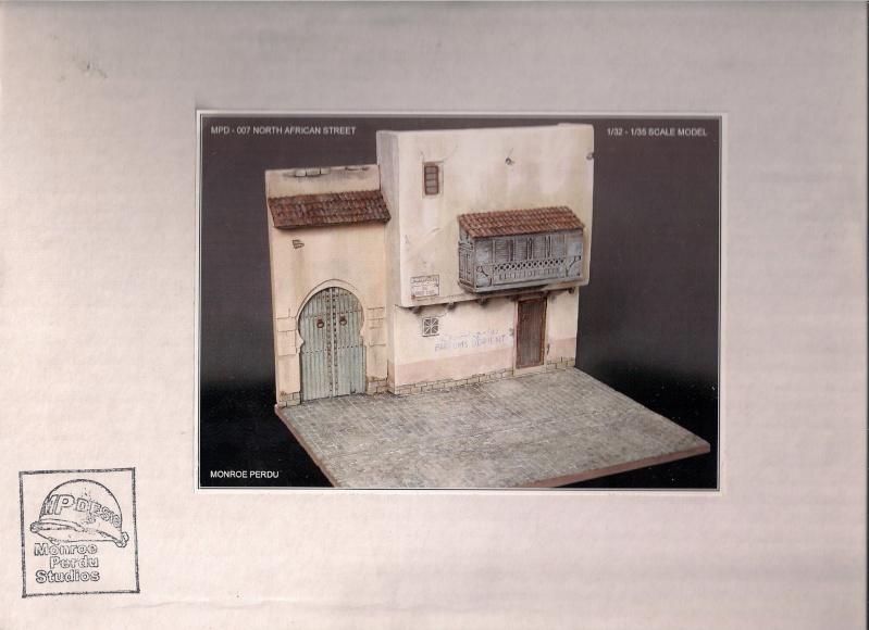 Rues et maisons arabes de chez Monroe Perdu Studios aux 1/32éme Image104