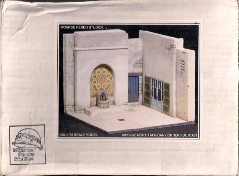 Rues et maisons arabes de chez Monroe Perdu Studios aux 1/32éme Image105