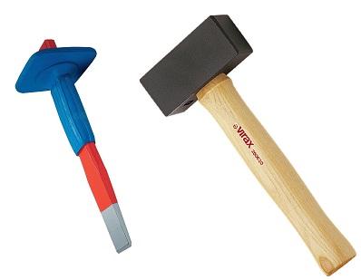 outils spéciaux Burin-12