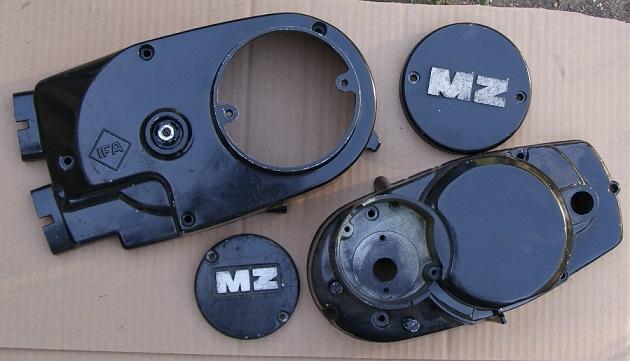Bas moteur 125 ETZ à vendre Carter17