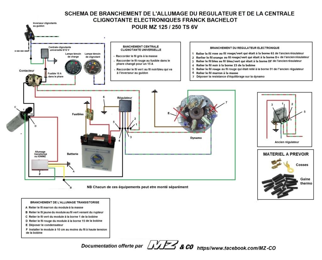 Plan circuit electrique Charge14