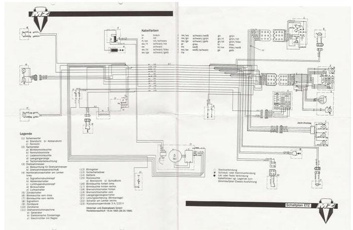 Câblage et  test  compteur SPORTSTAR Circui33