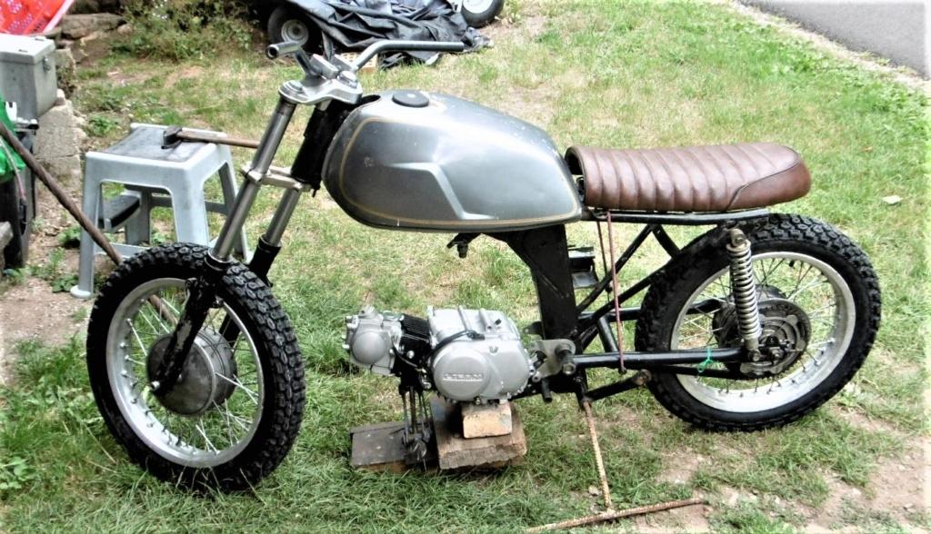 Dirt bike chinoise Lifanm10