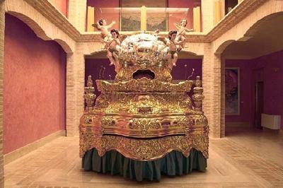Museo Mariano Virgen del Castillo Trono10