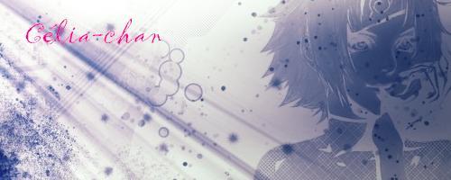 Commande d'une signature et d'un avatar manga 08080611