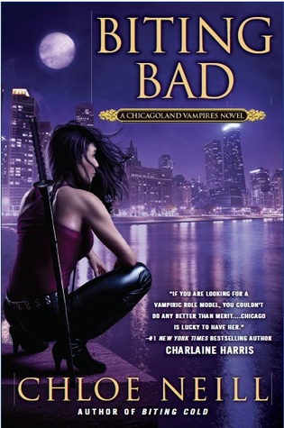 CHICAGOLAND VAMPIRES (Tome 8) BITING BAD by Chloe Neill 12958011
