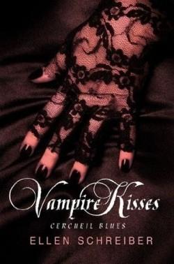 VAMPIRE KISSES (Tome 2) CERCUEIL BLUES d'Ellen Schreiber Book_c10
