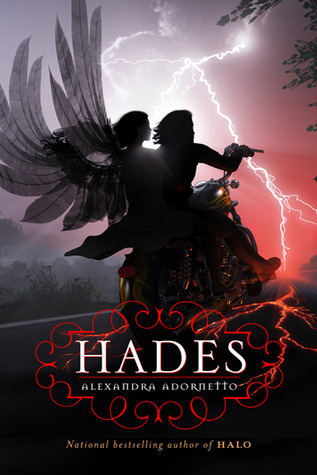 HALO (Tome 2) HADES d'Alexandra Adornetto Hades10