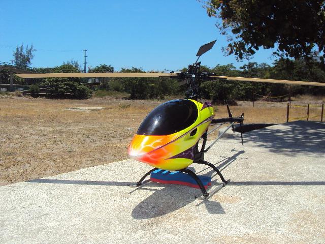 Cobertura  III Eletricfly Electr54