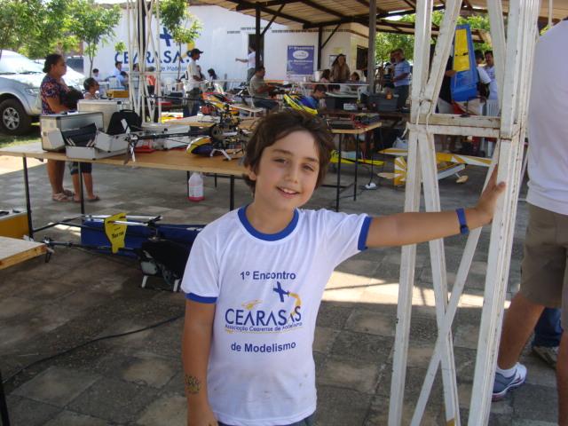 O CEARASAS convida para 1º Encontro CEARASAS de Modelismo.  Nosso_20